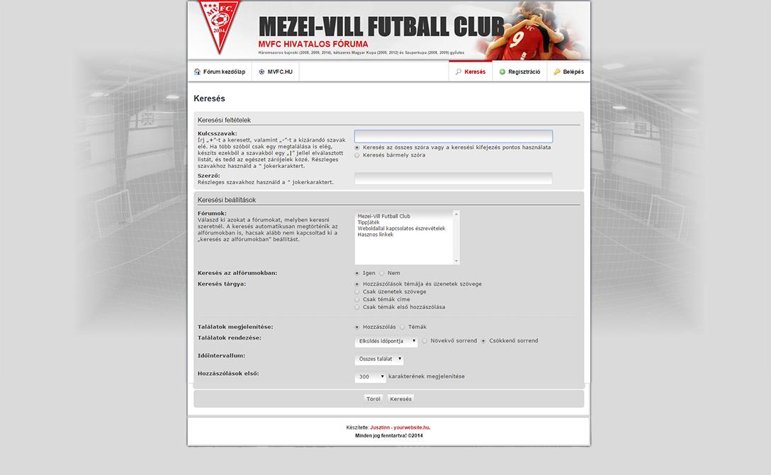 Mvfc Forum 2
