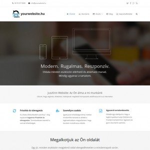 Yourwebsite.hu (2.0 Verzió)