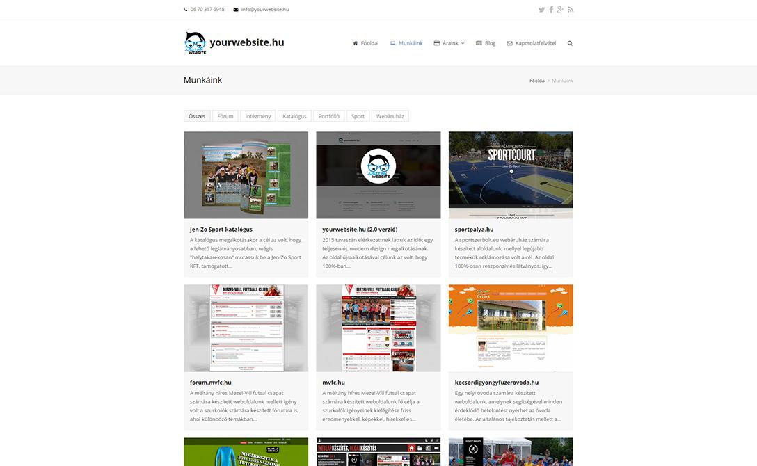 Yourwebsite 3