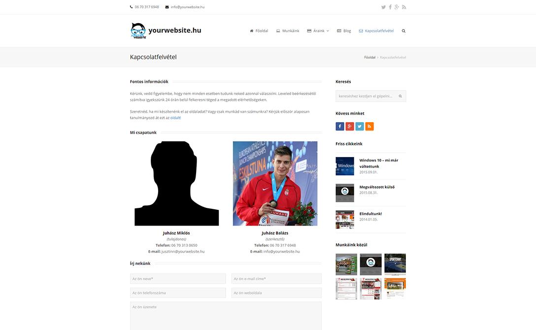 Yourwebsite 7