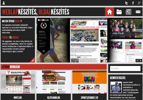 Yourwebsite.hu (1.0 Verzió)