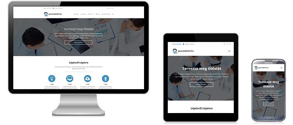 Yourwebsite Mobile