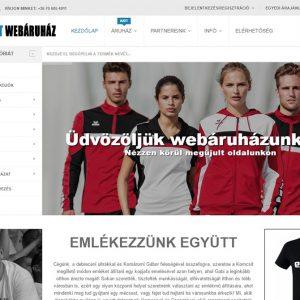 Sportszerbolt.eu (2.0 Verzió)