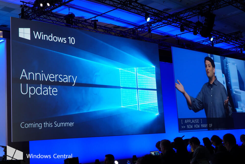 Windows Anniversary Update Stage(1)