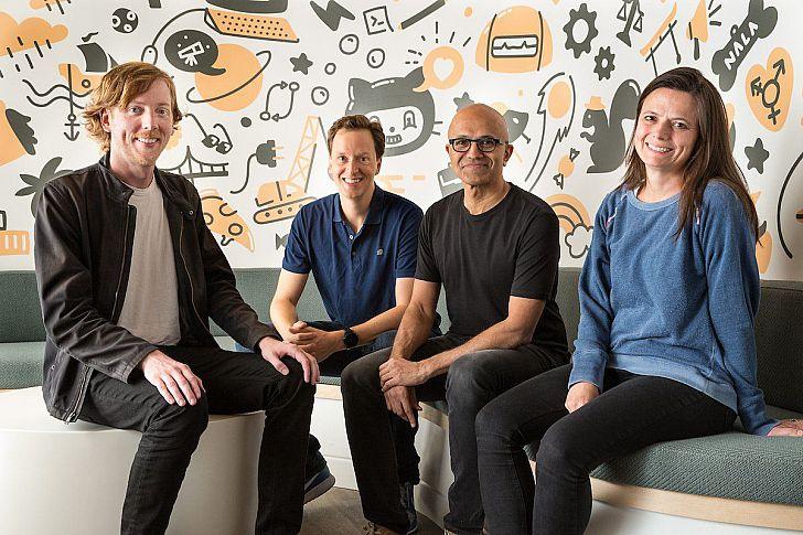 Megveszi A Microsoft A GitHub-ot