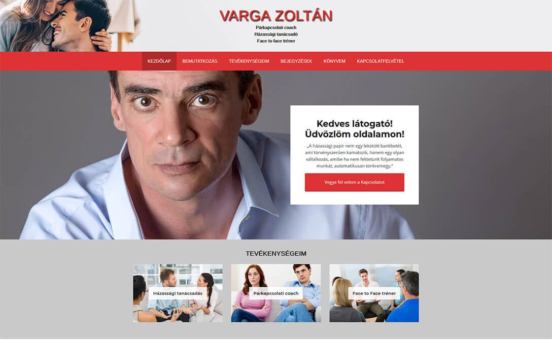 Parkapcsolat Varga Zoltan 1