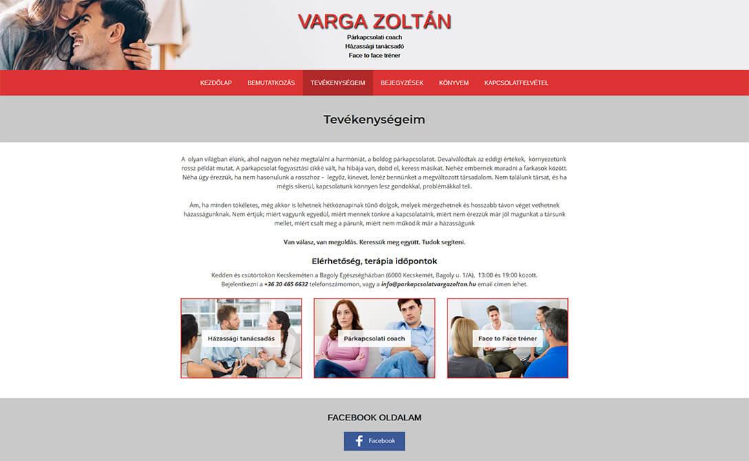 Parkapcsolat Varga Zoltan 3