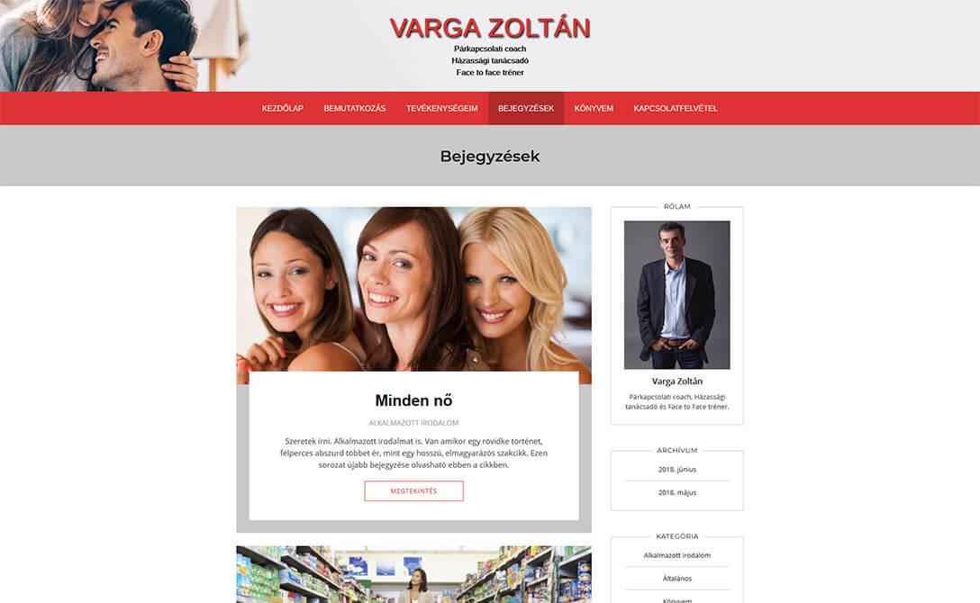 Parkapcsolat Varga Zoltan 4
