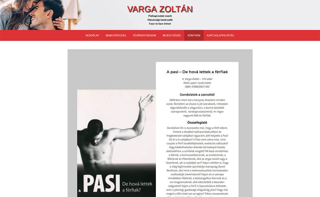 Parkapcsolat Varga Zoltan 5