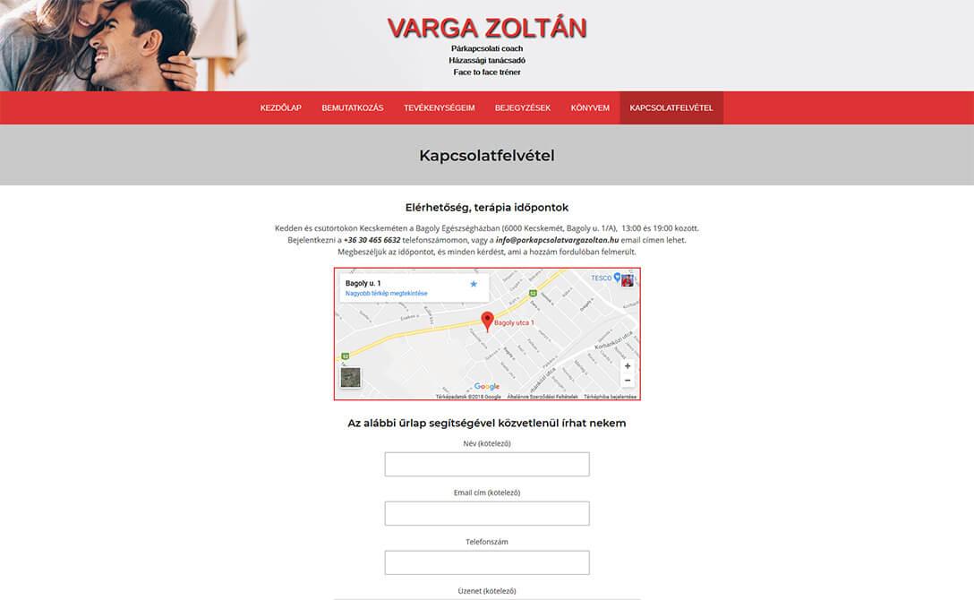 Parkapcsolat Varga Zoltan 6